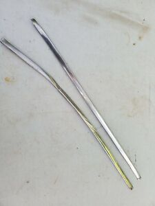 1966 1967 Dodge Charger Rear Window Trim