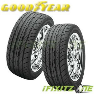 2 Goodyear Eagle F1 Gs Emt P275 40zr18 94y Ultra High Performance Summer Tires