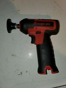 Snap on Tools 14 4v Microlithium Cordless Polish prep Tool tool Only Ctpp761a