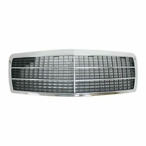 New Chrome Grille For 1994 1997 Mercedes Benz C220 C280 1997 C230 Ships Today