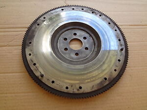 1987 1993 Mustang 5 0 Flywheel Rf E1zr6380 A2a Sbf Sku Mm289