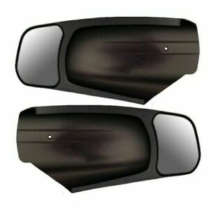 Cipa Custom Towing Rearview Mirrors 10950 For 2014 2018 Chevy Gmc Full Size Pu