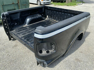Ford F150 Supercharged Harley Davidson Crew Cab Pick Up Rear Bed 01 02 03