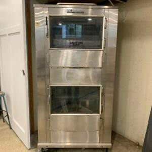 Bki Sr2 Electric Rotisserie Oven With Baskets