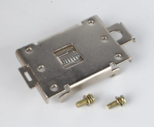 35mm Din Rail Solid State Relay Mounting Bracket
