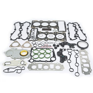 Engine Overhaul Cylinder Head Gasket Fit For 05 08 Audi A4 S4 Bdw 06e103149p 8p