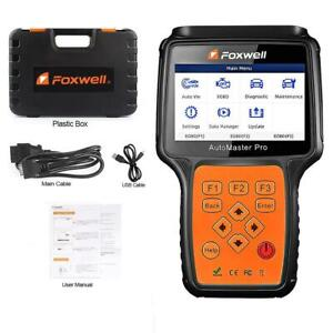 Foxwell Nt680 Pro All System Diagnostic Dpf Epb Oil Service Reset Sas Tpms Tps