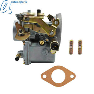 New Carburetor For Vw Beetle 30 31 Pict 3 Type 1 2 Bug Bus Ghia 113129029a
