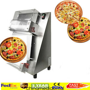 Auto Pizza Bread Dough Roller Pizza Making Machine Dough Sheeter Stainless Good