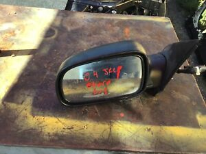1999 2004 For Jeep Grand Cherokee Driver Side Mirror Power With Heat Oem