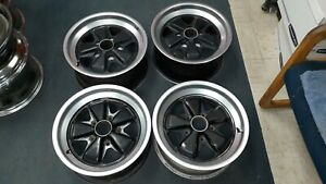 Porsche Fuchs Wheels 7 8 X 16 911 361 020 44 And 951 362 117 00