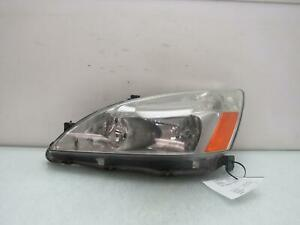 Honda Accord Headlight Halogen Left 33151 sda a01 Oem 2003 2004 2005 2006 2007