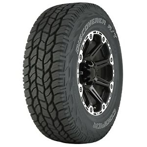4 New Cooper Discoverer All Terrain 265 70r17 115t 5 rib A t All Season Tires