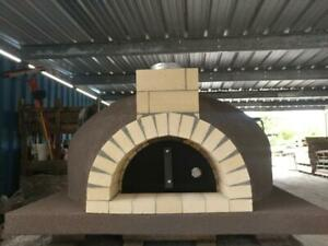 Wood Fired Pizza Oven 43 Fire Brick Oven Insulated