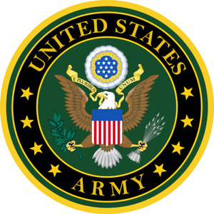 Us Army Military Decal Wall High Quality Sticker Seal Car Truck Window Laptop
