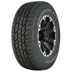 4 New Cooper Discoverer 275 55r20 117t Rugged All Terrain A T All Season Tires