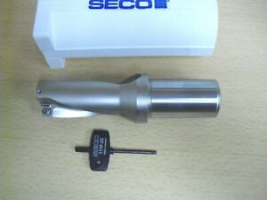 Sd502 1500 300 1500r7 sp12 Seco Indexable Drill