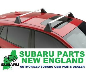 Genuine Oem Subaru Impreza 5 Door Fixed Cross Bars Kit E361sfl200