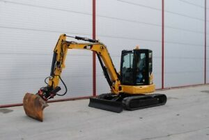 2016 Cat 305 5e2 Fully Enclosed Cab Heat And A c