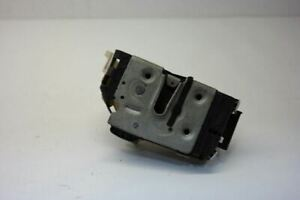 2011 Dodge Caravan Rh Right Front Door Lock Actuator
