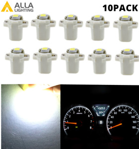 Led White B8 3d Instrument Panel Light dash Light For 2003 2008 Ram 1500 vw