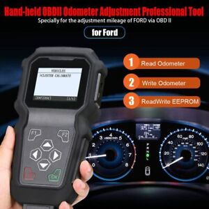M201 Fit For Ford Odometer Correction Mileage Adjustment Obdii Diagnostic Tool