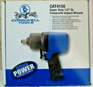 Cornwell Super Duty 1 2 Drive Air Impact Wrench