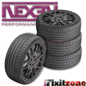 4 Nexen N fera Su1 Ultra high Performance 235 45r17 97w Tires 25k Mile Warranty