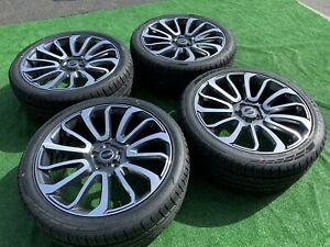 Range Rover 22 Supercharge Autobiography Wheels Tires Rims Land Lr 22 Inch
