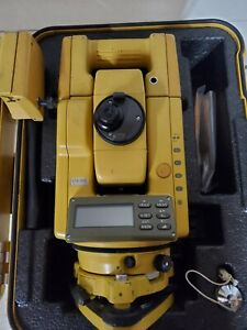 Topcon Gts 302 Surveying Total Station