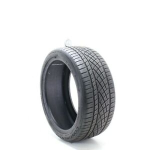 Used 235 40zr18 Continental Extremecontact Dws06 95y 6 5 32