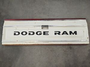 Dodge Ram D150 D250 Truck Pickup Tailgate Tail Gate