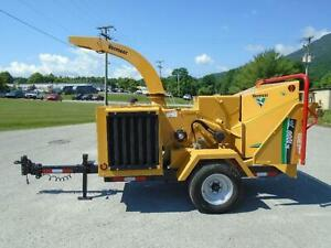 2011 Vermeer Bc1000xl Wood Chipper brush Chipper Forestry Arborist