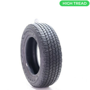 Used 245 65r17 Goodyear Wrangler Fortitude Ht 107t 11 5 32