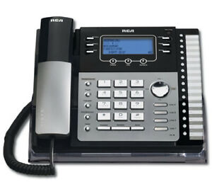 Rca Visys 4 line Model No 25424re1 Business Office Phone Telephone