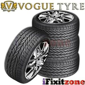 4 Vogue Signature V Ultra High Performance 245 40r20 99w Xl All Season Tires