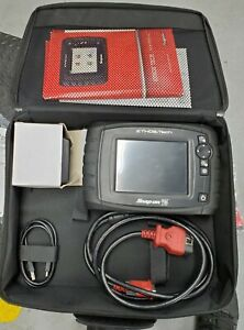 Snap On Tools Ethos Scanner 95th Anniversary Edition Used 20 2 Ver