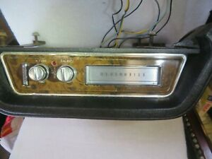 1968 1969 1970 Oldsmobile 8 Track Player Delta 88 Eighty Eight Gm Factory