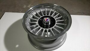 Orginal Ronal Alpina 13wheels Rims Rare Euro Bmw E21 E10 E6 2002 Ti No Bbs Rs