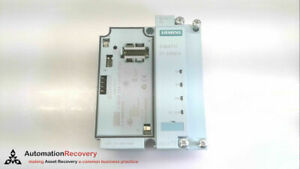 Siemens 6es7 154 1aa00 0ab0 Simatic S7 Profibus Dp Interface Module N 144448