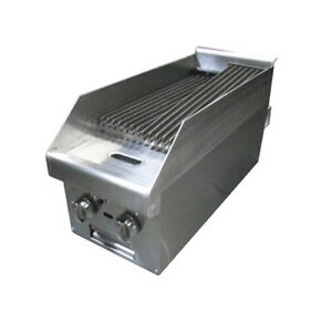 Southbend Hdc 18 18 Heavy Duty Gas Charbroiler W Cast Iron Radiants