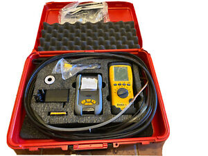 Uei C155 Eagle 2x Combustion Analyzer W Printer Acc Manual And Case