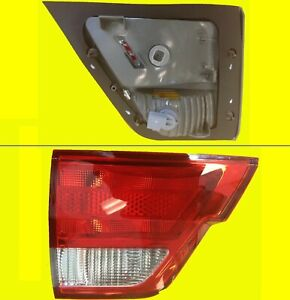 Left Tail Light Inner For Jeep Grand Cherokee 2011 2013 57010275af Ch2802101