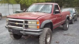 Transfer Case Manual Transmission Fits 88 94 Chevrolet 1500 Pickup 584348