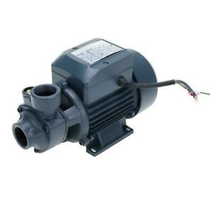 1 2hp Electric Industrial Centrifugal Clear Clean Water Pump Pool Pond Farm Us