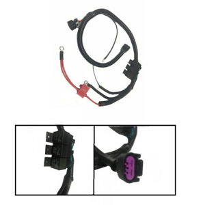 New Electric Dual Fan Upgrade Wiring Harness For 199906 Ecu Control