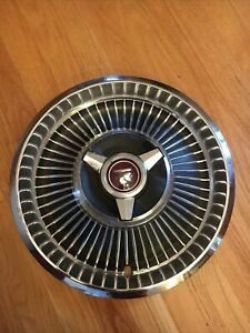 1968 Mercury Spinner 14 Hub Cap Merc Wheel Cover Hubcaps 68