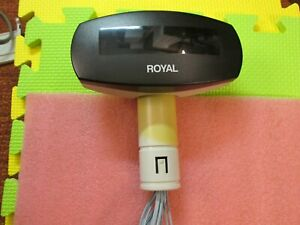 Royal 601sc Cash Register Display From My Working Unit Selling As Parts Fast Shp