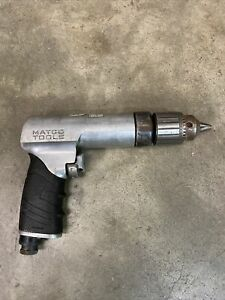 Matco Tools Mt1827 1 2 Heavy Duty Reversible Air Drill Used