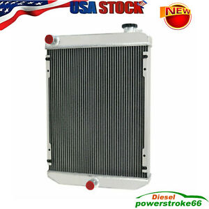 Oem 6679831 3 Rows Radiator For Bobcat Excavators 430 430d 435 435d 435g Hot